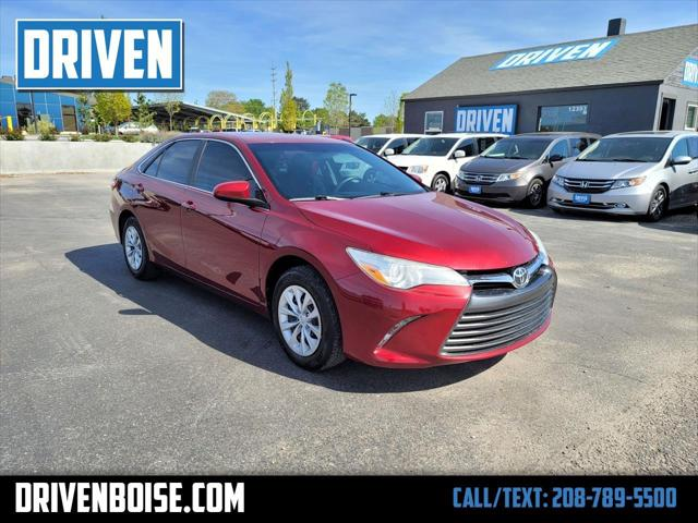 2016 Toyota Camry LE for sale in Boise, ID