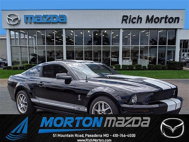 2008 Ford Mustang Shelby GT500 for sale in Pasadena, MD