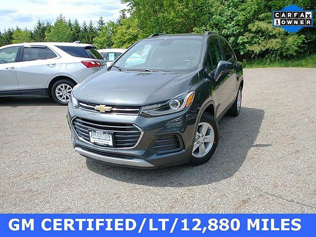 2017 Chevrolet Trax LT for sale in Burton, OH