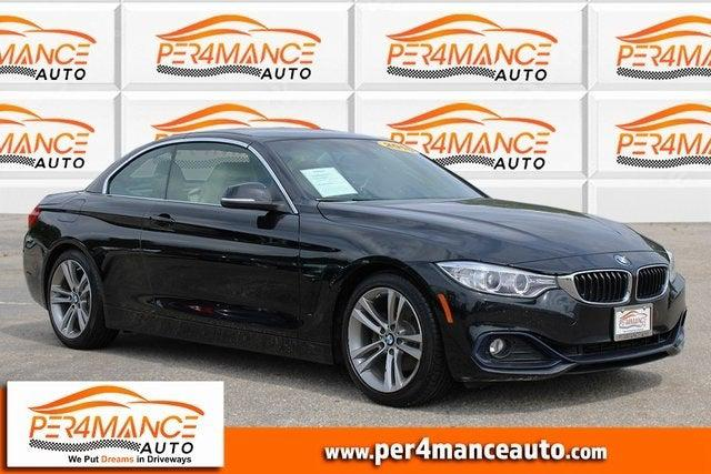 2016 BMW 4 Series 428i for sale in Hanover, MD