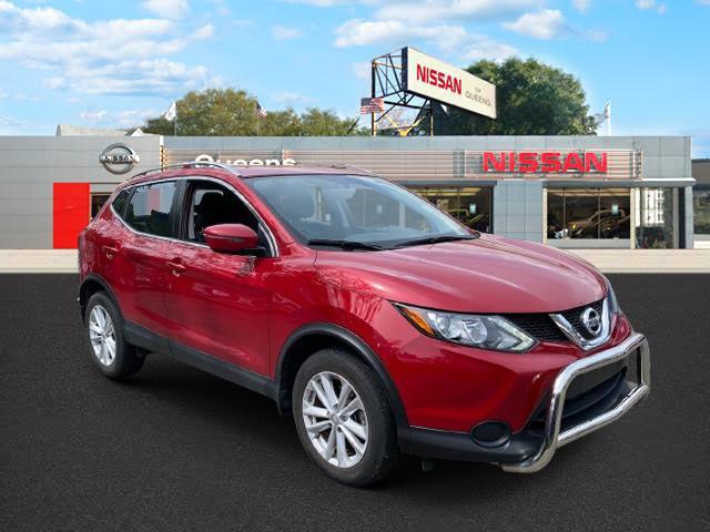 2018 Nissan Rogue Sport AWD SV [3]
