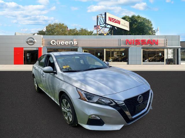 2020 Nissan Altima 2.5 S Sedan [2]