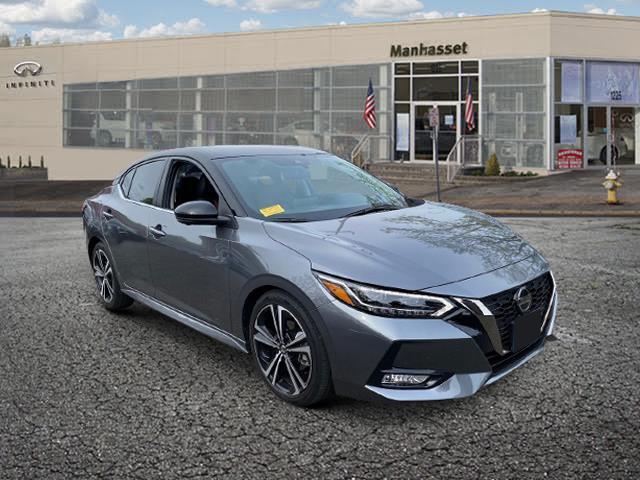 2020 Nissan Sentra SR [17]