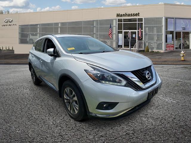 2018 Nissan Murano SV [4]