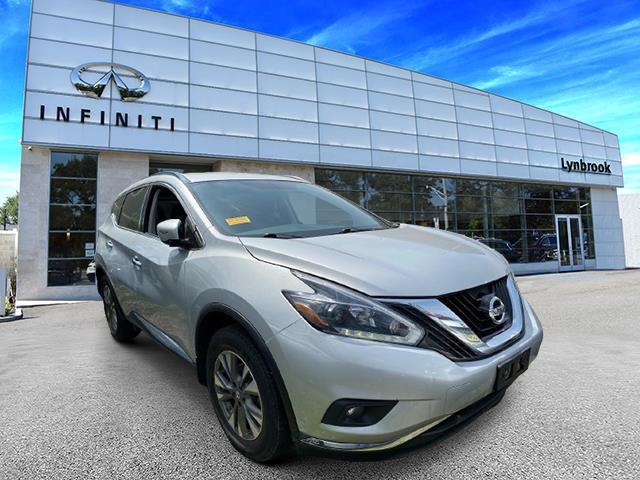 2018 Nissan Murano SV [7]