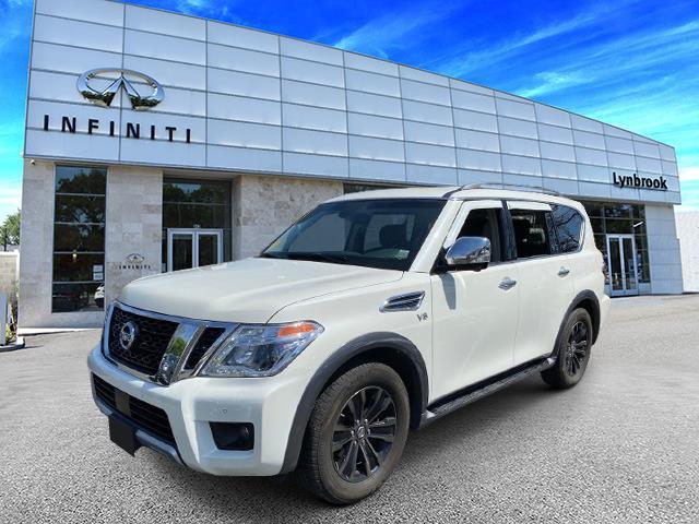 2017 Nissan Armada Platinum [0]