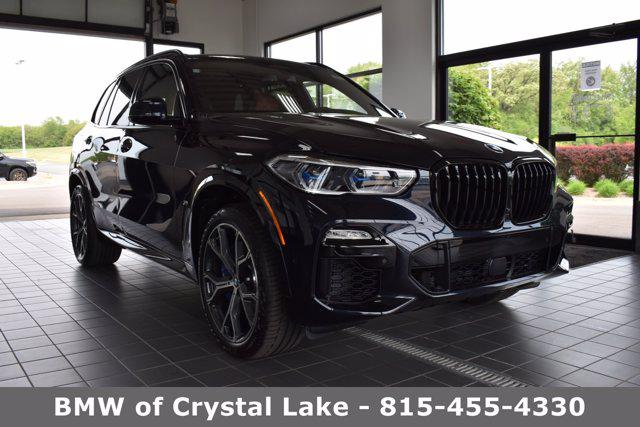 2021 BMW X5 M50i for sale in Crystal Lake, IL
