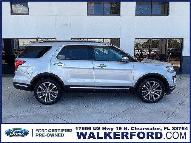 2019 Ford Explorer Platinum for sale in Clearwater, FL