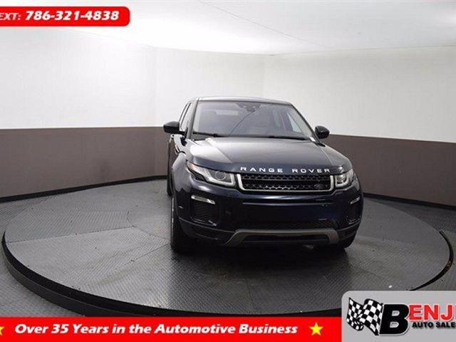 2017 Land Rover Range Rover Evoque SE Premium for sale in West Park, FL