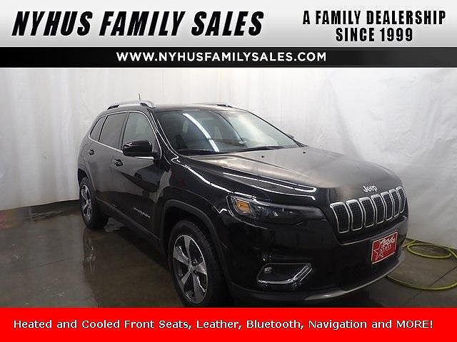 2019 Jeep Cherokee Limited for sale in Perham, MN
