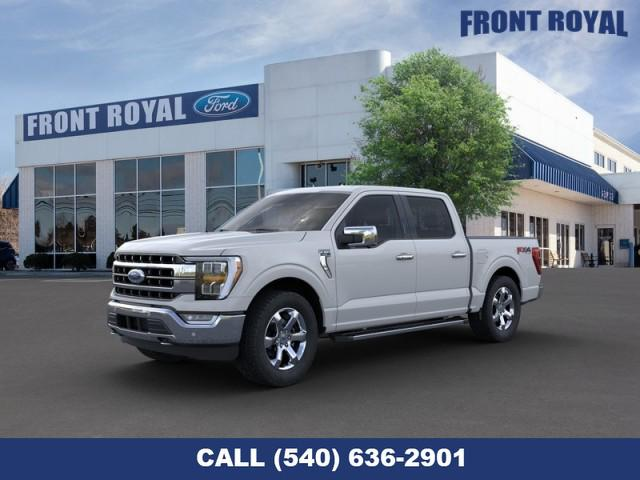 2021 Ford F-150 LARIAT for sale in Front Royal, VA