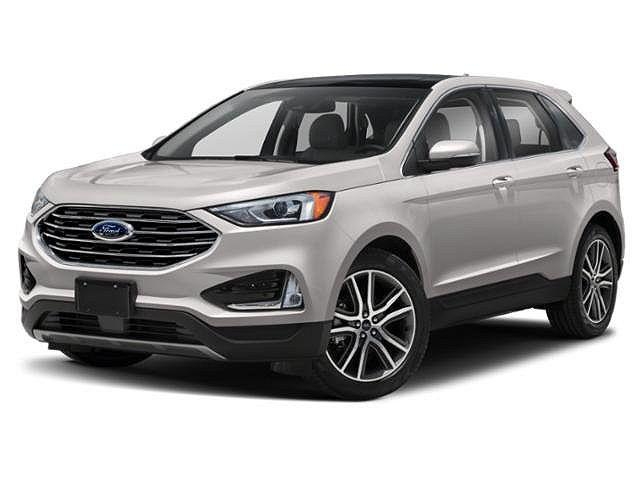 2020 Ford Edge Titanium for sale in Chicago, IL