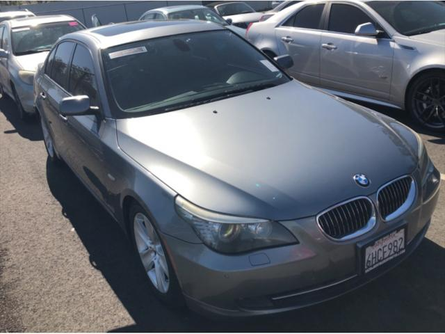 2010 BMW 5 Series 535i for sale in San Jose, CA