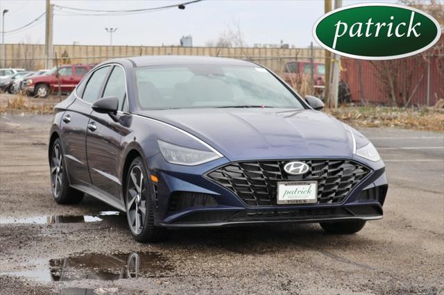 2021 Hyundai Sonata SEL Plus for sale in SCHAUMBURG, IL