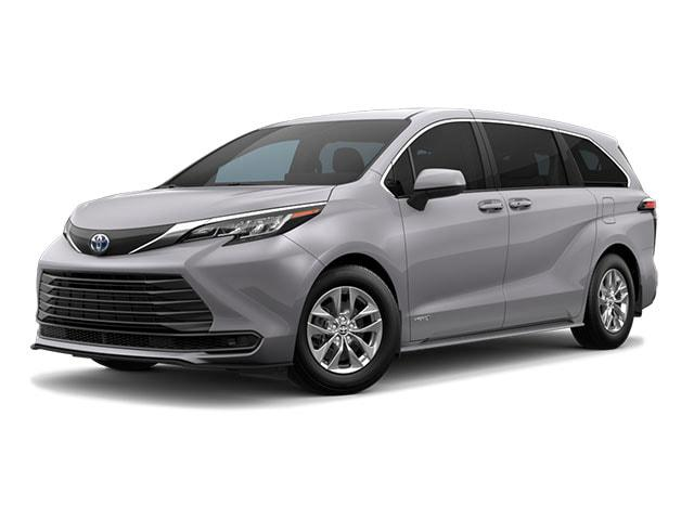 2021 Toyota Sienna LE 8 Passenger for sale in Acton, MA