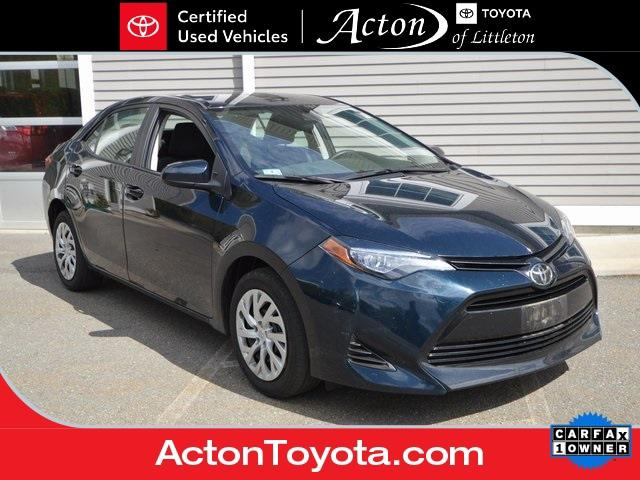 2019 Toyota Corolla LE for sale in Acton, MA