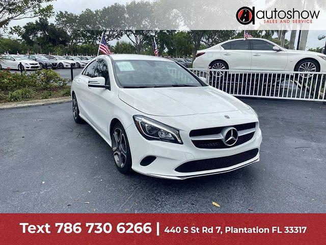 2019 Mercedes-Benz CLA CLA 250 for sale in Plantation, FL