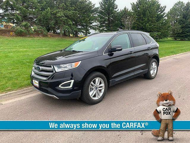 2017 Ford Edge SEL for sale in Great Falls, MT