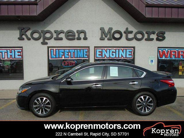 2017 Nissan Altima 2.5 SL for sale in Rapid City, SD