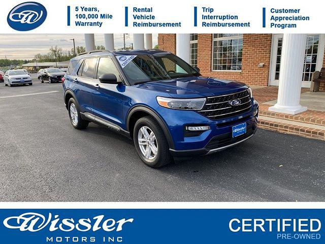 2020 Ford Explorer XLT for sale in Mount Joy, PA