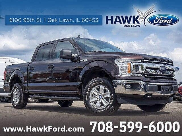 2020 Ford F-150 XLT for sale in Oak Lawn, IL