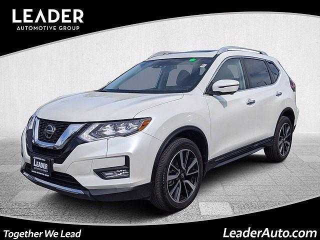 2019 Nissan Rogue SL for sale in Chicago, IL
