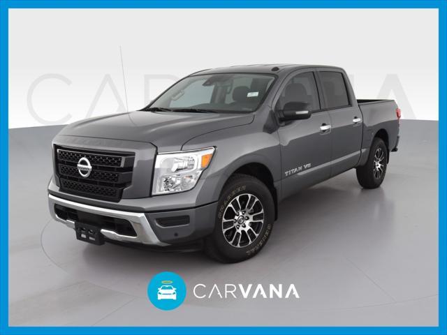 2020 Nissan Titan SV for sale in ,