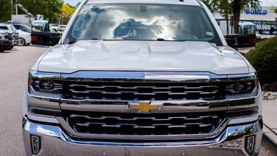 2017 Chevrolet Silverado 1500 LTZ for sale in Virginia Beach, VA