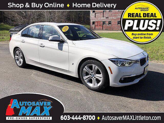 2018 BMW 3 Series 330e iPerformance for sale in Littleton, NH