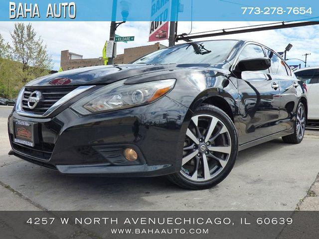 2016 Nissan Altima 2.5 SR for sale in Chicago, IL