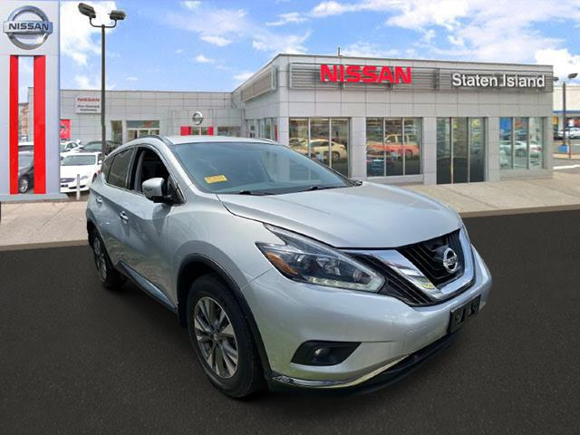 2018 Nissan Murano SV [1]