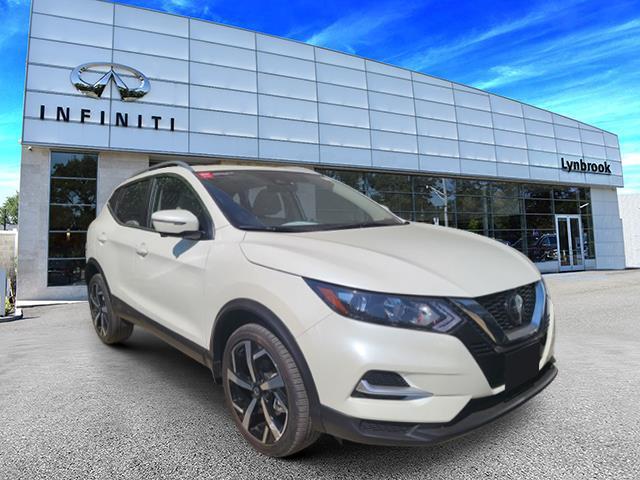 2020 Nissan Rogue Sport SL [21]