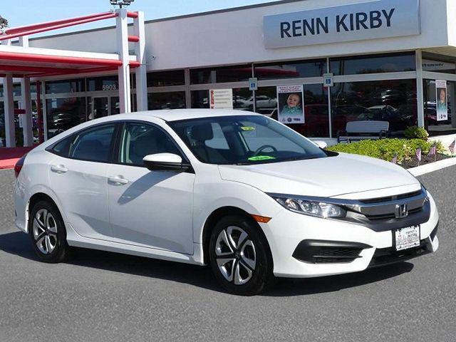2018 Honda Civic Sedan LX for sale in Frederick, MD