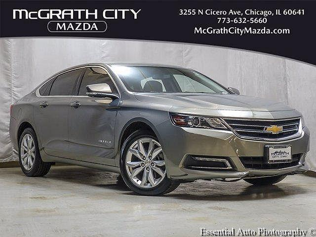2019 Chevrolet Impala LT for sale in Chicago, IL