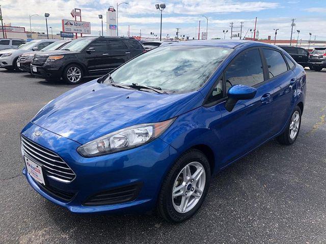 2018 Ford Fiesta SE for sale in Wichita, KS