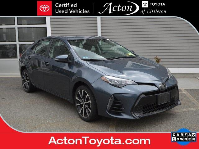 2018 Toyota Corolla SE for sale in Acton, MA