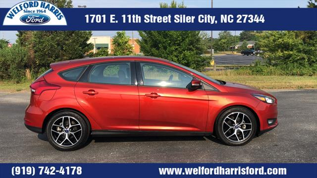 2018 Ford Focus SEL for sale in Siler City, NC