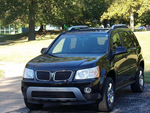2008 Pontiac Torrent AWD 4dr for sale in Cleveland, OH