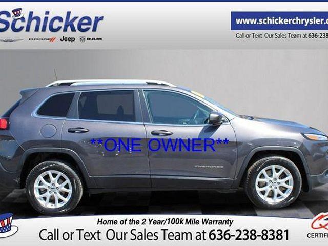 2018 Jeep Cherokee Latitude Plus for sale in Washington, MO