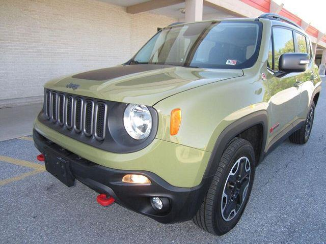 2015 Jeep Renegade Trailhawk for sale in Hagerstown, MD