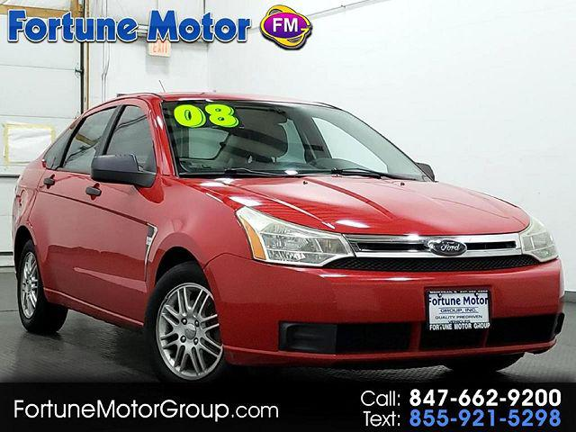2008 Ford Focus SE for sale in Waukegan, IL