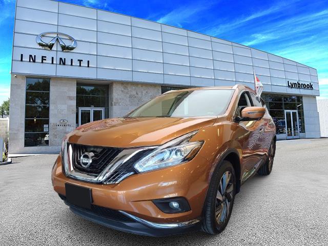 2016 Nissan Murano Platinum [2]