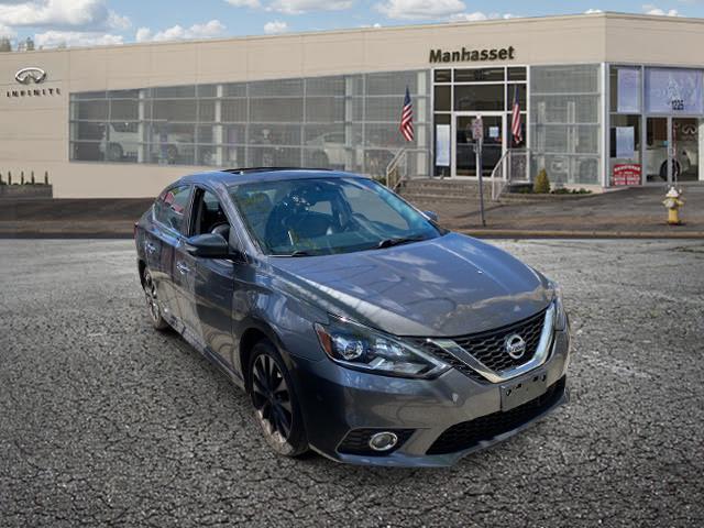 2018 Nissan Sentra SR [1]
