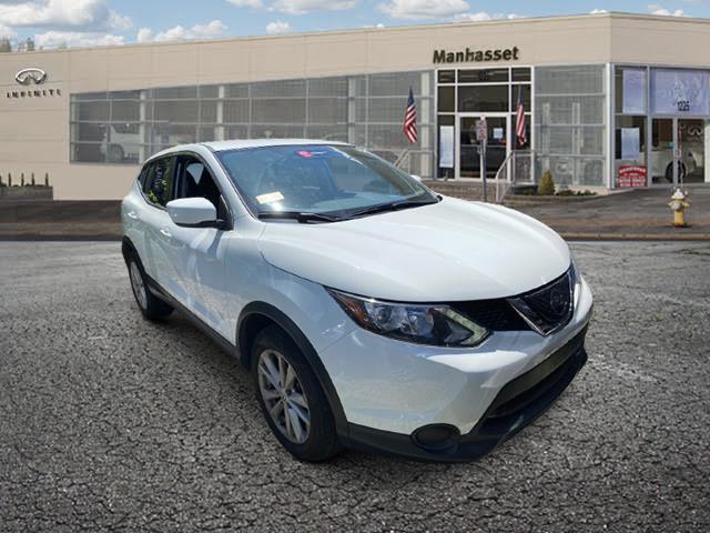 2018 Nissan Rogue Sport S [0]