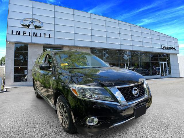 2014 Nissan Pathfinder SL [0]