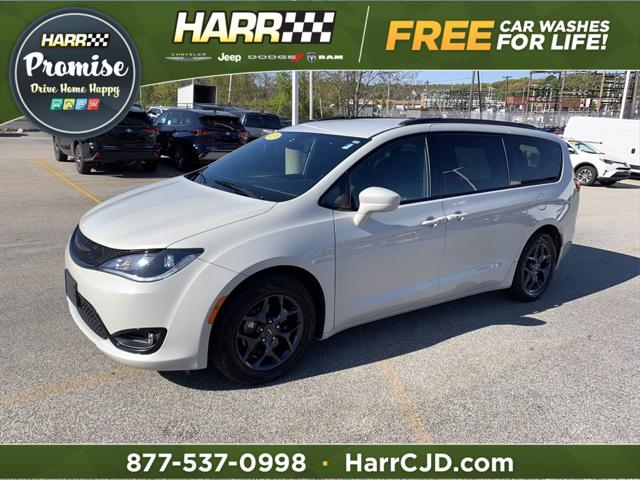 2020 Chrysler Pacifica Touring L Plus for sale in Worcester, MA