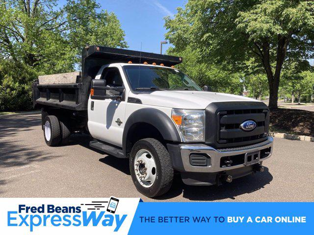 2011 Ford F-550 XL for sale in Langhorne, PA