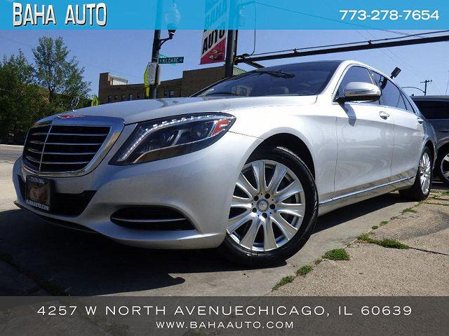 2014 Mercedes-Benz S-Class S 550 for sale in Chicago, IL