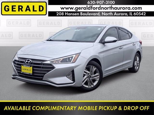2020 Hyundai Elantra Value Edition for sale in  North Aurora, IL