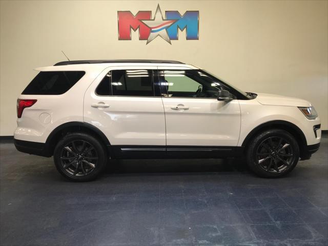 2018 Ford Explorer XLT for sale in Christiansburg, VA